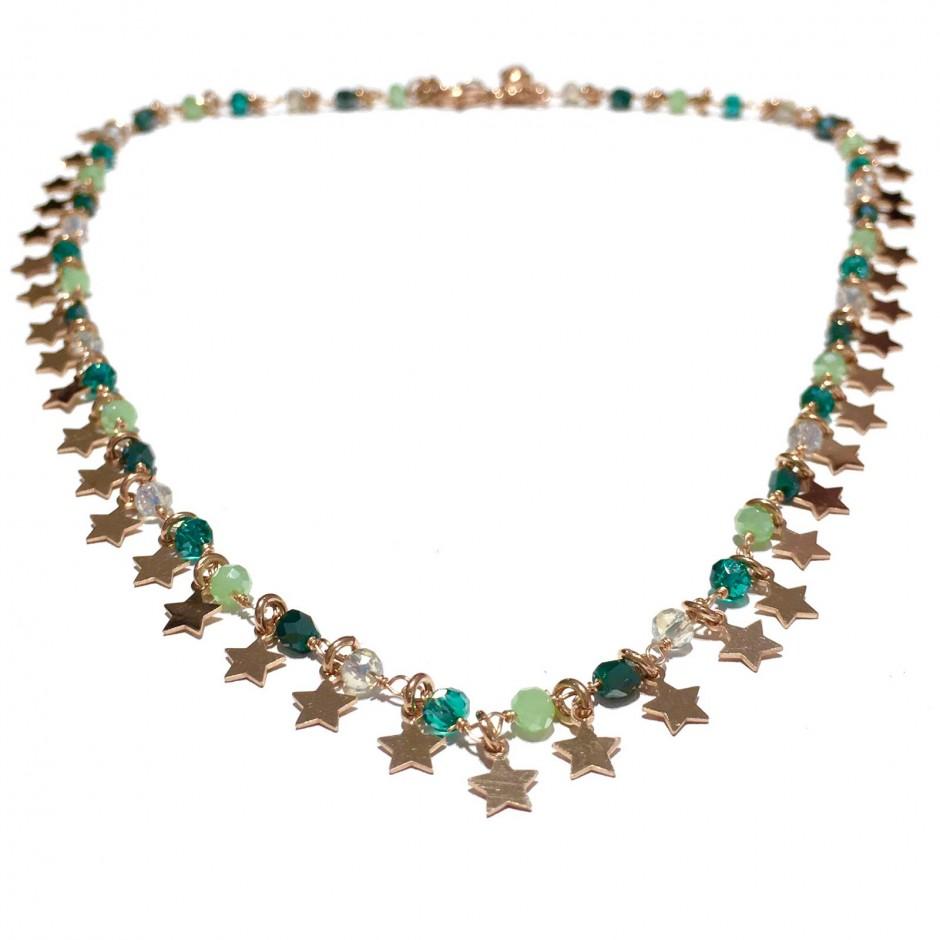 Collana Stars GreenForest